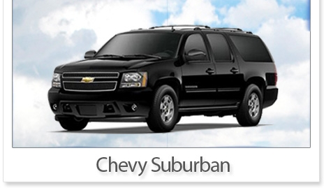 Chevy Subarban