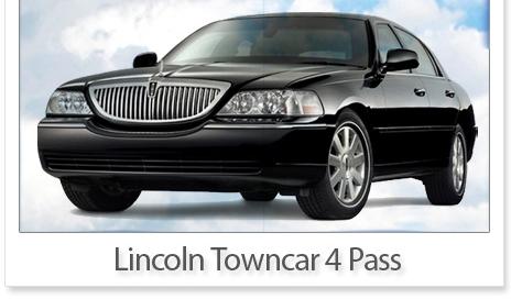 Lincoln Towncar