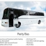 Party Bus (45 to 50 Passengers)