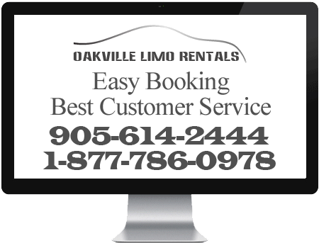 Best Limousines in Oakville